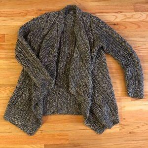 Chunky Aerie Cardigan Sweater